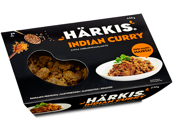 Härkis Indian curry