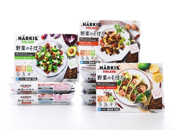Härkis® to be launched in Japan