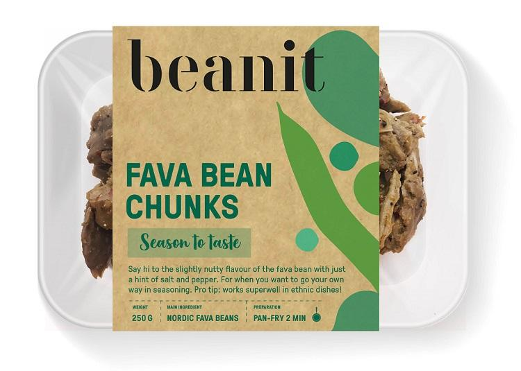 Beanit - Fava Bean Chunks - Season to taste