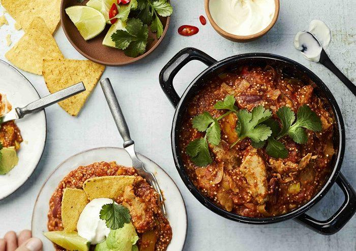Beanit® mexican onepot -resepti